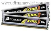 RAM Corsair XMS3 2GB DDR3 Bus 1333Mhz - (CMX2GX3M1A1333C9)