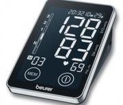 Máy đo huyết áp bắp tay cảm ứng Beurer BM58 (Đen)