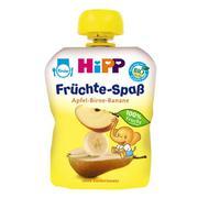 Dinh dưỡng trái cây nghiền HiPP 8520 táo, lê, chuối