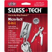 Dụng cụ đa năng SwissTech Micro-Tools Micro-Tech 6-in-1