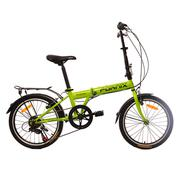 Xe đạp gấp fornix pratiche - FB2007-PRA14 - Xanh lá