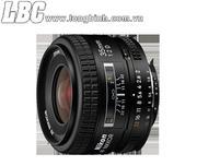 Lens NIKON 35mm f/2D