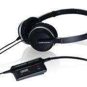 Tai nghe chống ồn Audio-technica ATH-ANC1 (Đen)