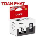Mực in Phun màu Canon PG 89 (Black) - Mực đen - Dùng cho máy Canon E560