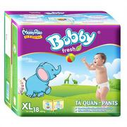 Bỉm Bobby quần XL-18