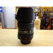 Nikon AF-S DX Nikkor 18-200mm F3.5-5.6 G ED VR (96%) serial: 3033