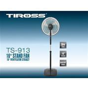 Quạt cây TIROSS, 50W, màu ghi đậm TS913