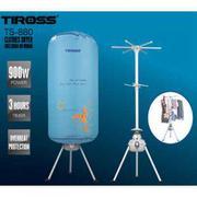 Máy sấy quần áo đa năng Tiross TS-880 (Xanh)