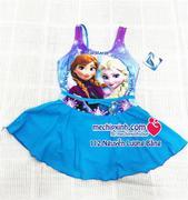 Áo bơi Frozen Elsa Anna size 3-12 tuổi