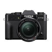 Máy ảnh Mirrorless Fujifilm X-T10 kit 18-55mm (Đen)