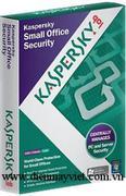 Kaspersky® Small Office Security 10PCs +1Server
