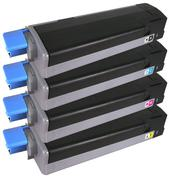 c5650 Mực đen cho máy in OKI C5650n / C5750n