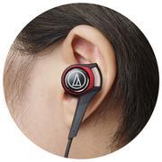 Tai Nghe Kèm Mic Audio-technica ATH-CKS990iS - Đen
