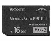 Thẻ nhớ Sony MS Pro Duo 16GB