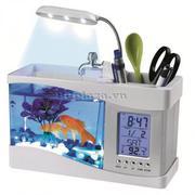 Bể cá cảnh mini thông minh đa năng - BQ132