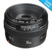 Ống kính Canon EF 50mm f/1.4 USM - 2515A004AA Đen