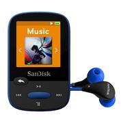 Máy nghe nhạc Sansa Clip Sport 8GB Xanh