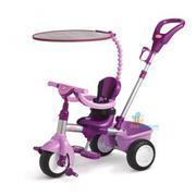 Xe ba bánh cho trẻ em (màu tím) - Little Tikes LT-627361