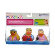 Đồ chơi 3 chú vịt Munchkin bé gái 10320