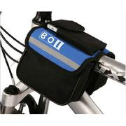 Ba lô gắn xe đạp đa năng BOI XD-01 (Xanh)