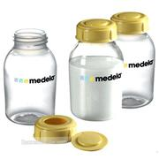 Bộ 3 bình sữa Medela 150 ml (BPA Free)