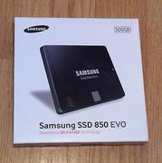 Ổ cứng thể rắn Samsung 850 EVO 2.5-Inch SATA III 500GB  (MZ-75E500BW)