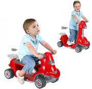 Xe chòi chân thông minh AIO SmartTrike 114217 đỏ