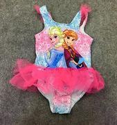 Áo Bơi Bé Gái Disney Frozen 3-4t