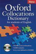 Từ điển Oxford Collocation Dictionary