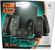 Logitech  X540   - 5.1