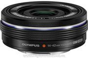 Olympus M.Zuiko ED 14-42mm f/3.5-5.6 EZ Black - Zoom Quang
