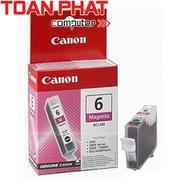 Mực in Phun màu Canon BCI - 6M (Magenta) - Màu đỏ - Dùng cho Canon iP-3000, 4000, 5000, 6000D, S-830...