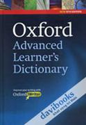 Oxford Advanced Learner's Dictionary 8th Edition Bìa Cứng + CD (9780194799041)