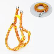 Bộ vòng yếm-dây dẫn in họa tiết-LHJ1079