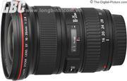 Lens CANON WIDE ZOOM EF 16-35mm f/2.8L II (UY)