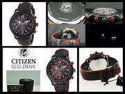 Citizen Men's Eco-Drive BRT 3.0 Chronograph Watch
