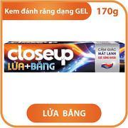Kem Đánh Răng Close-up Lửa Băng 170g - 21062457