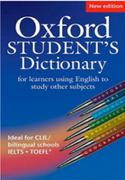 Oxford Students Dictionary-