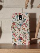 Ốp lưng điện thoại Hàn Quốc: LuvN (Real garden flower diary case)