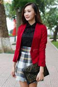 Áo vest nữ MNG AK415-01