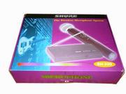 Microphone Shure SH200, Micrphone chuyên dùng cho hát karaoke,microphone biểu diễn,microphone ch...