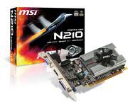 VGA MSI N210-MD1G/D3