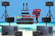 Bộ dàn karaoke kinh doanh HO 18