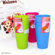 Bộ 4 Ly Nhựa Uống Nước UBL (KD0012)
