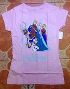 Áo Disney Frozzen tím cho bé gái