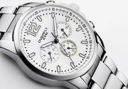 Đồng hồ nam dây thép EYKI EY012 (Trắng)