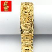 Lắc Tay Nam Mạ Vàng 24k