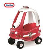 Xe chòi chân Cozy Coupe Little Tikes LT-172502 (màu trắng đỏ)
