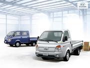 Lô 100 xe H100, nhập khẩu nguyên chiếc từ Hàn Quốc
