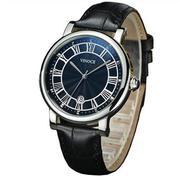 Đồng hồ thời trang nam mặt tròn Vinoce V3281G